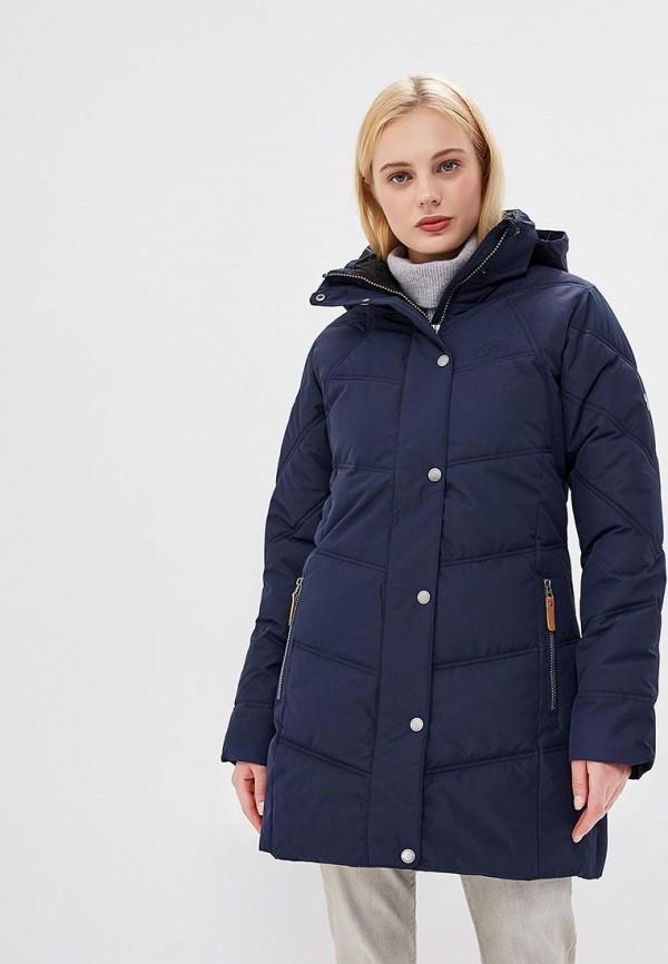 женская куртка five seasons, синяя