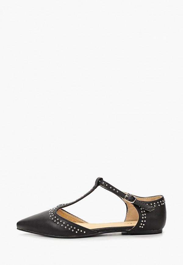 женские туфли flyfor, черные