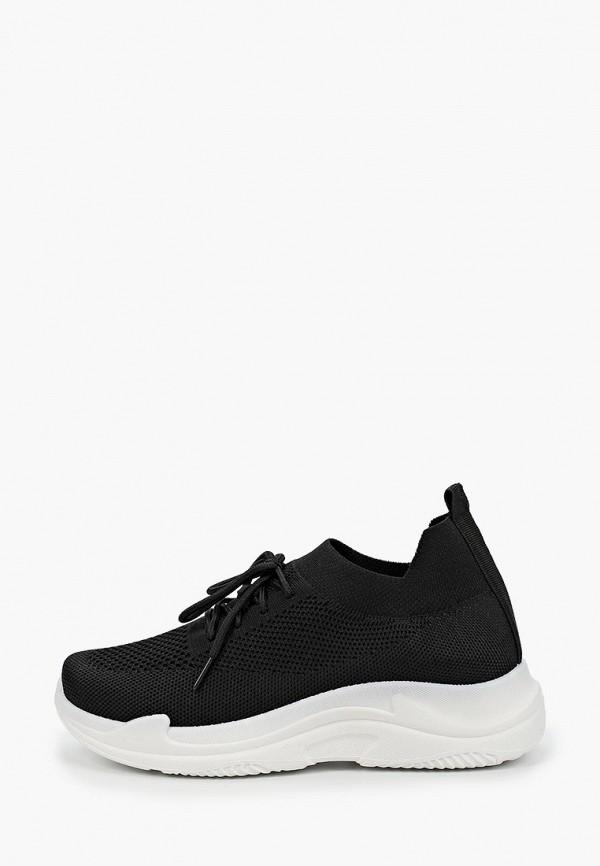 женские кроссовки flyfor, черные