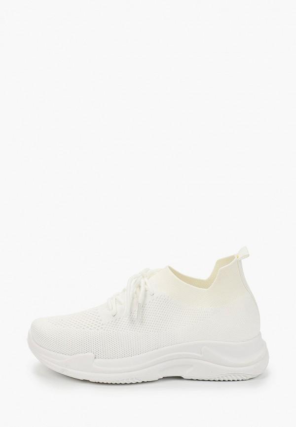 женские кроссовки flyfor, белые
