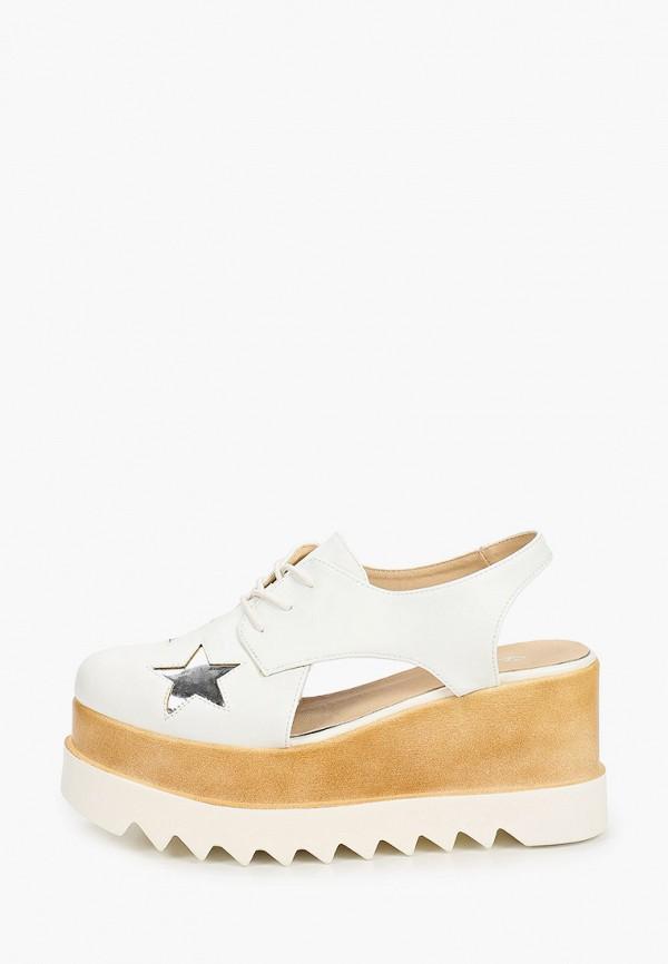 женские туфли flyfor, белые