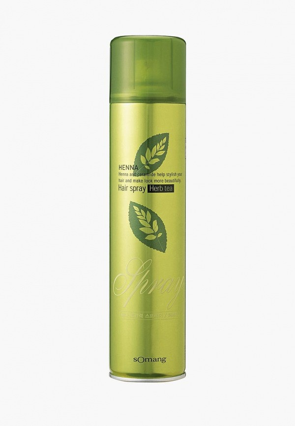 Купить Лак для волос Flor de Man, Укрепляющий Henna Травяной чай, 300 мл, FL019LWUEM40, Весна-лето 2018
