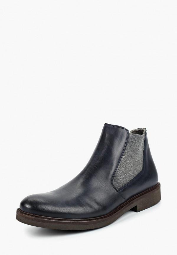 мужские ботинки floktar, синие