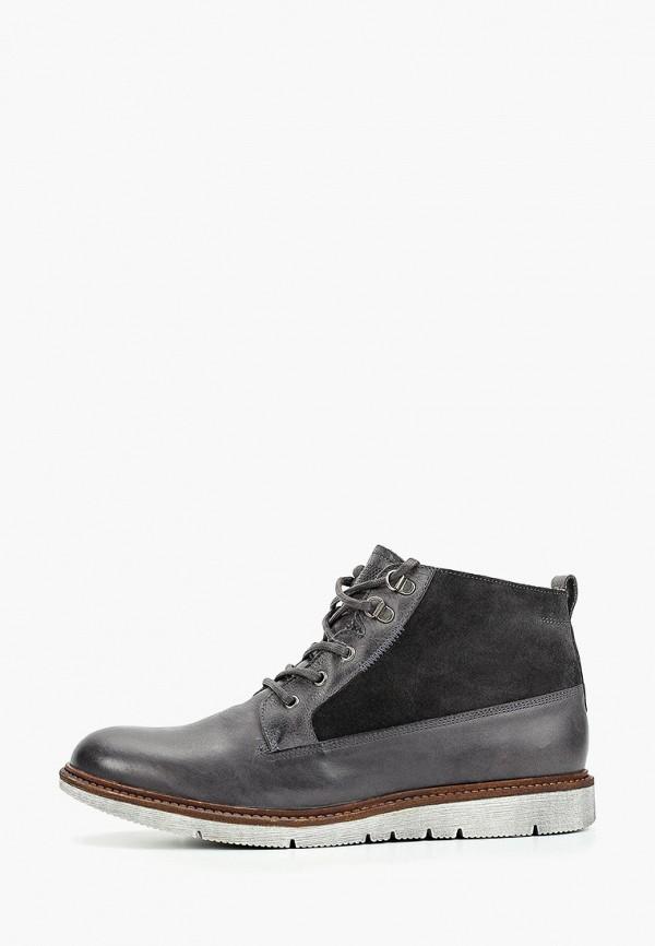 мужские ботинки floktar, серые