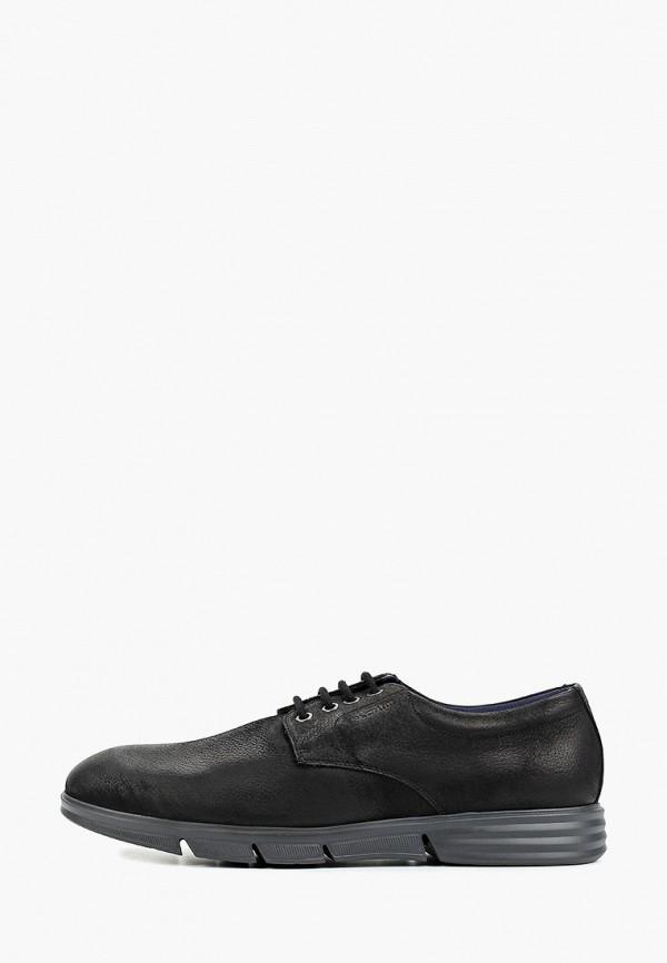мужские туфли floktar, черные