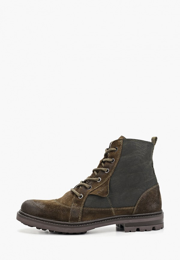 мужские высокие ботинки floktar, хаки