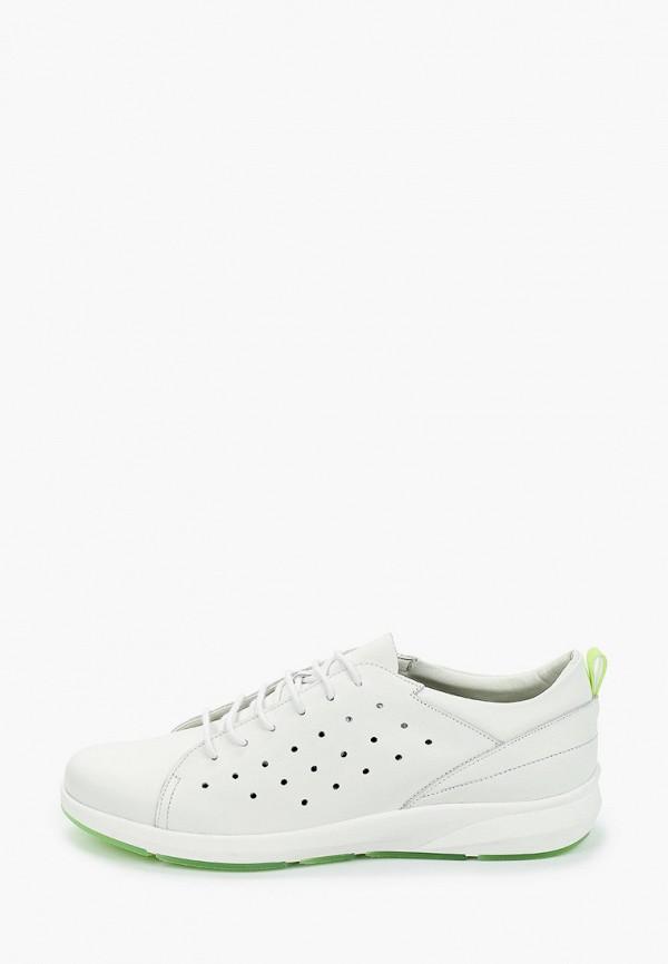 мужские кроссовки floktar, белые