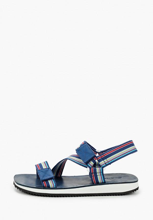 мужские сандалии floktar, синие
