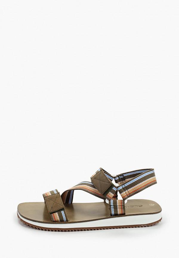 мужские сандалии floktar, хаки