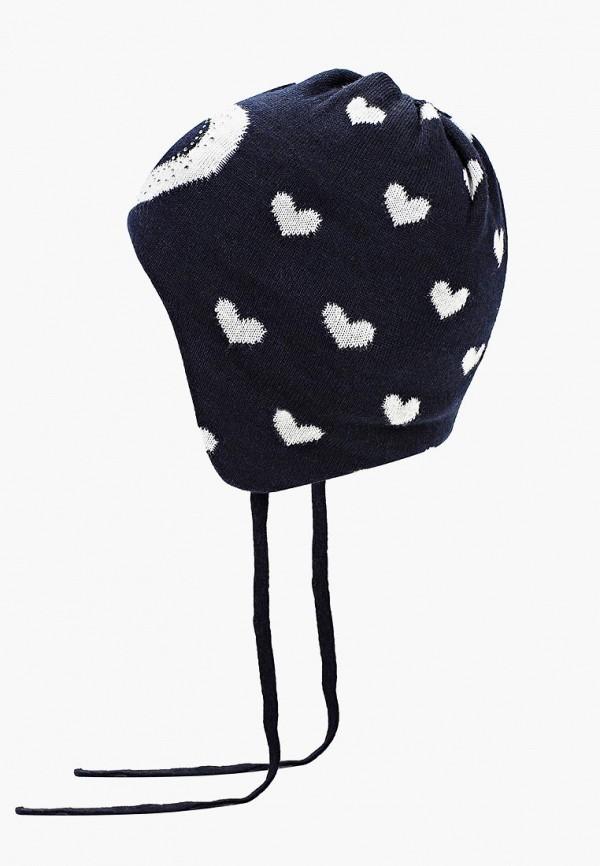 шапка flioraj для девочки, синяя