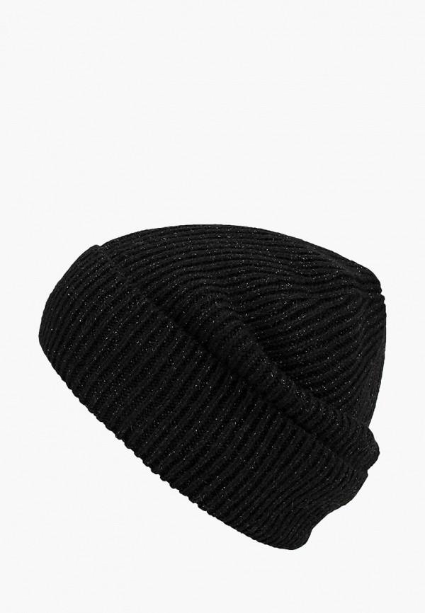 шапка flioraj для девочки, черная