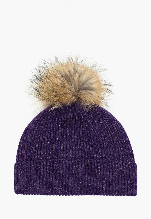 шапка flioraj для девочки, фиолетовая