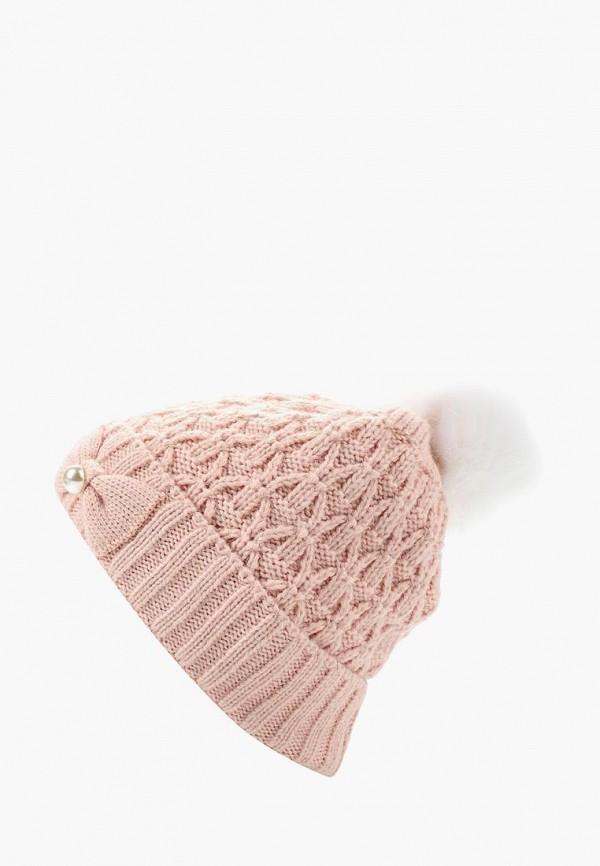 Купить Шапка Flioraj, FL976CGXPM48, розовый, Осень-зима 2017/2018