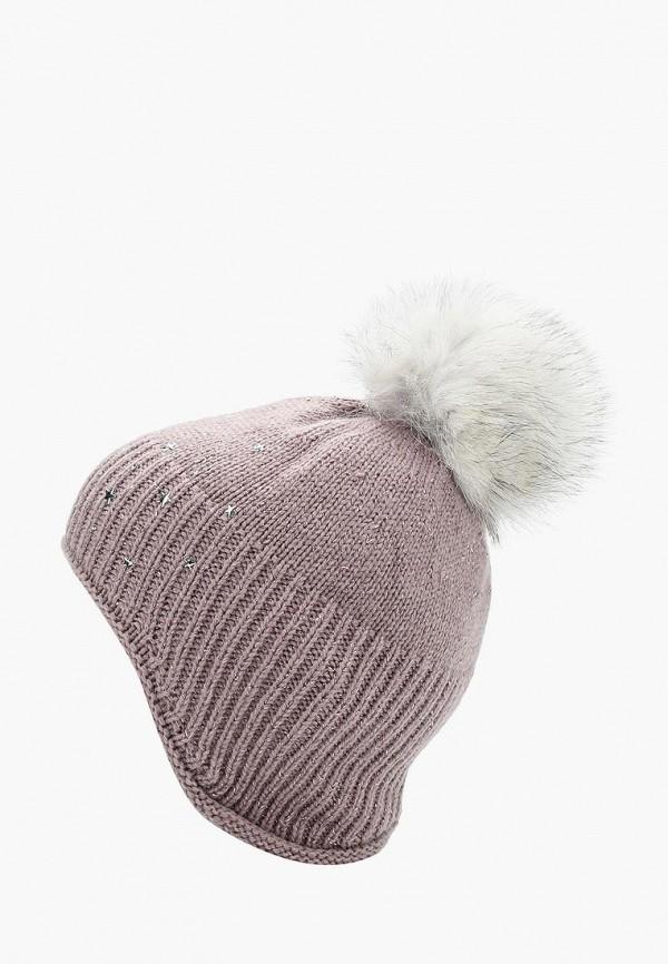 Купить Шапка Flioraj, FL976CGXPM78, фиолетовый, Осень-зима 2018/2019