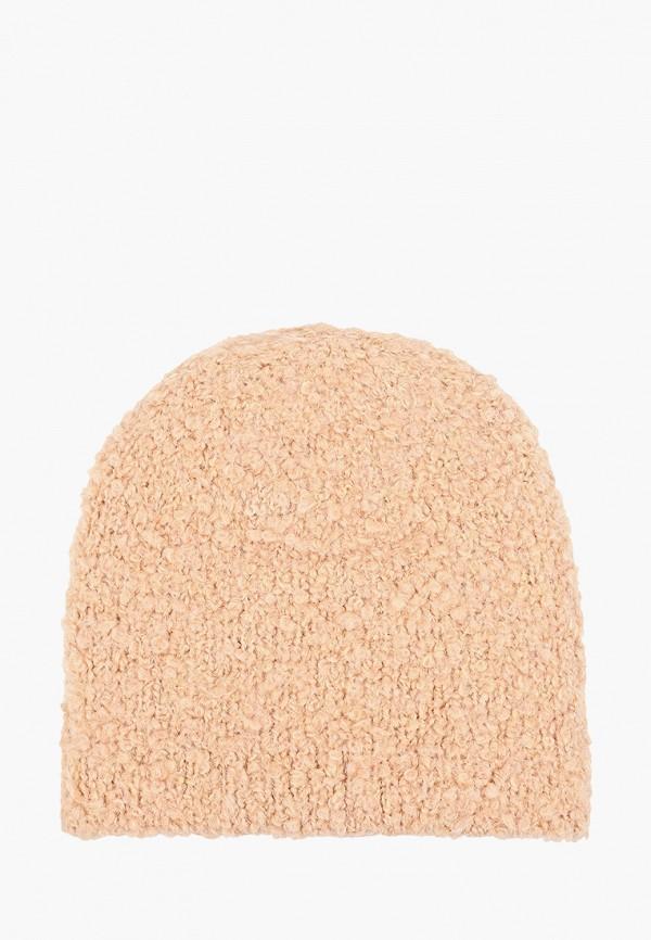 женская шапка flioraj, бежевая