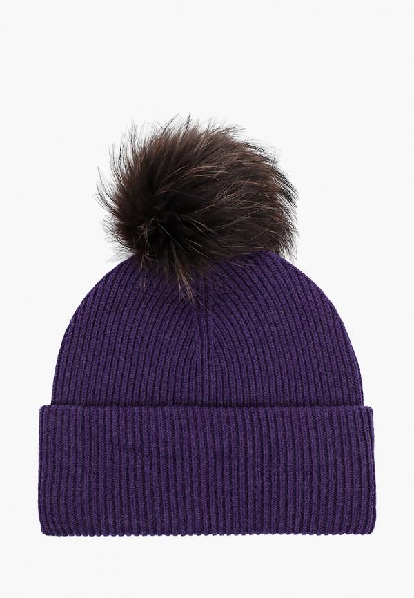 женская шапка flioraj, фиолетовая