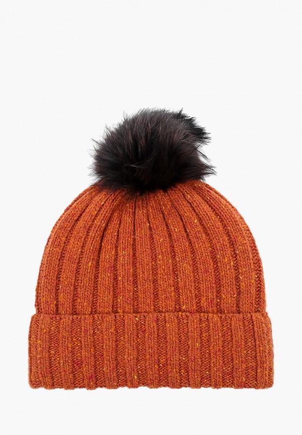 женская шапка flioraj, оранжевая