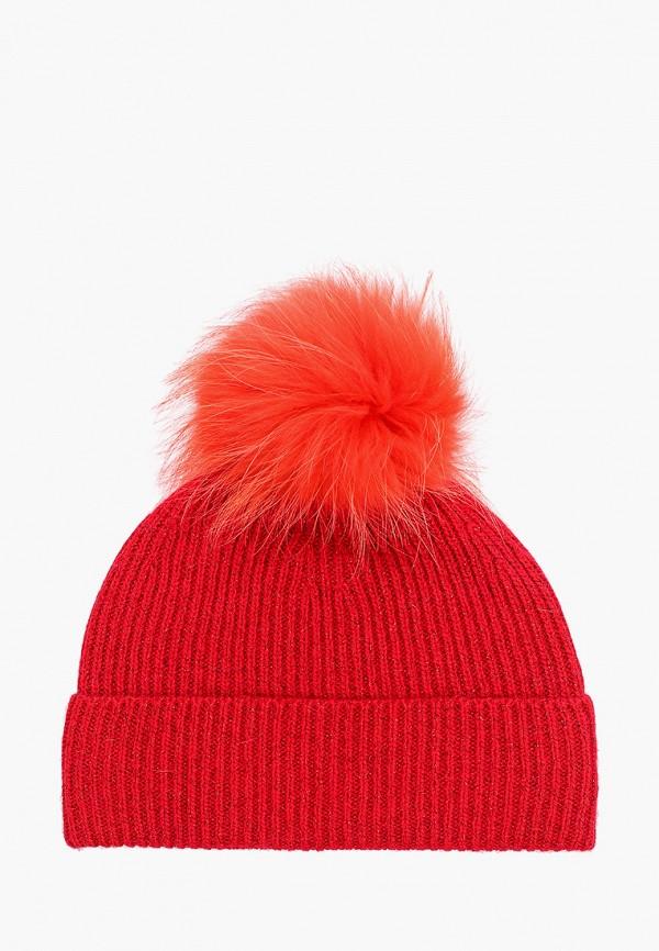женская шапка flioraj, красная