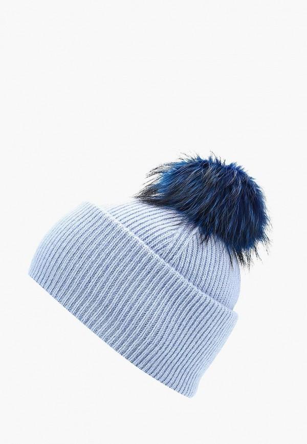Фото - Женскую шапку Flioraj голубого цвета