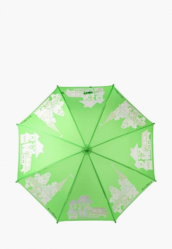 зонт flioraj малыши, зеленый
