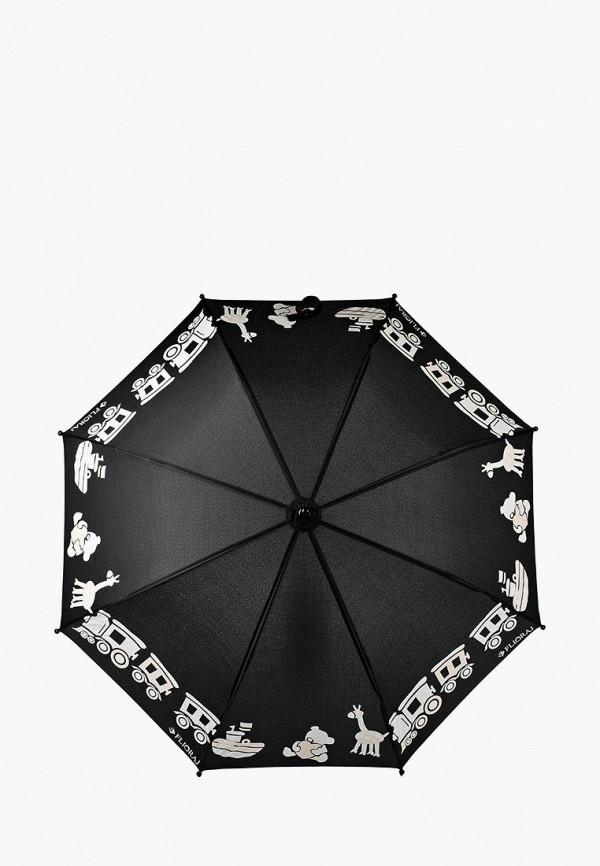 зонт flioraj для девочки, черный