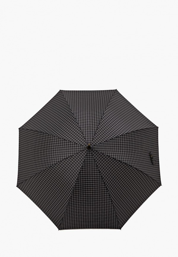 мужской зонт flioraj, черный
