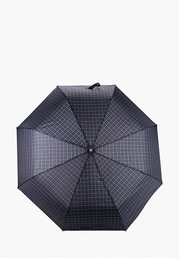 Фото - Зонт складной Flioraj синего цвета