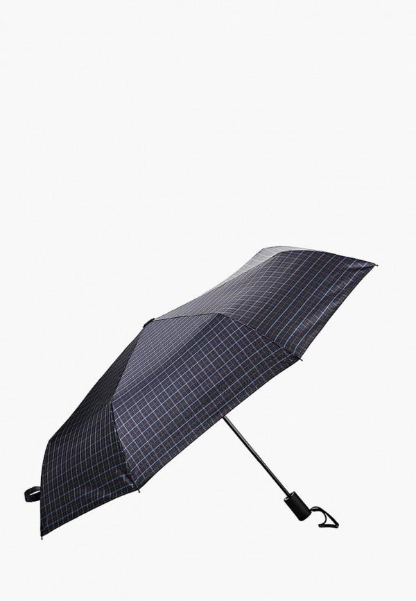 Фото 2 - Зонт складной Flioraj синего цвета