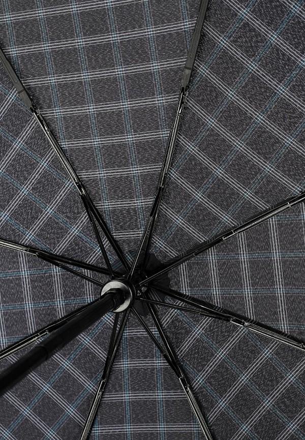 Фото 4 - Зонт складной Flioraj синего цвета