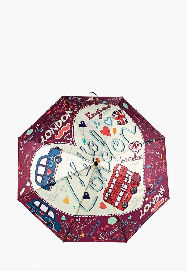 Купить Зонт складной Flioraj, FL976DWBNN57, разноцветный, Осень-зима 2018/2019