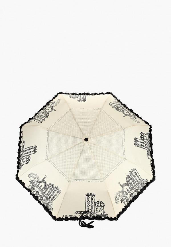 Зонт складной Flioraj Flioraj FL976DWCWEL7 цена и фото