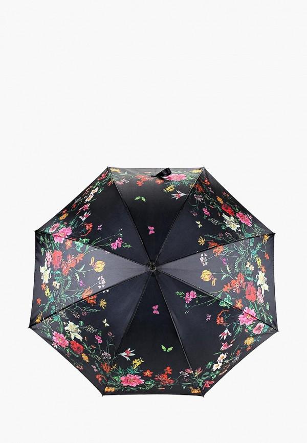 Купить Зонт-трость Flioraj, FL976DWCWEL8, черный, Осень-зима 2018/2019