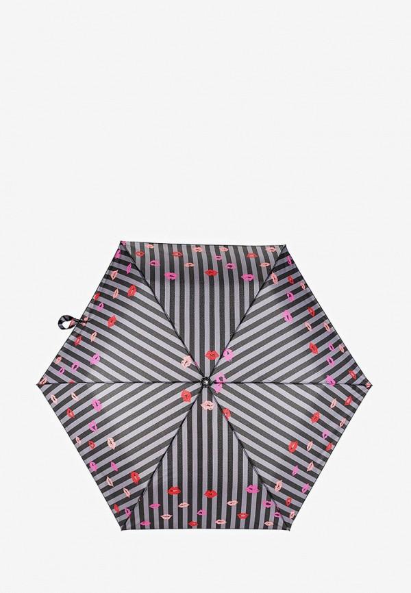 женский зонт flioraj, серый