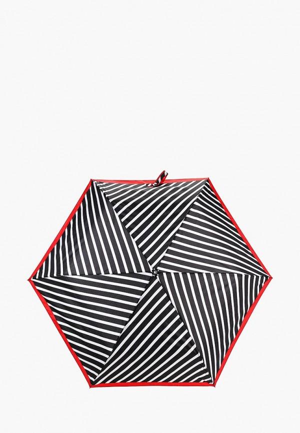 Купить Зонт складной Flioraj, fl976dwekcy9, черный, Весна-лето 2019