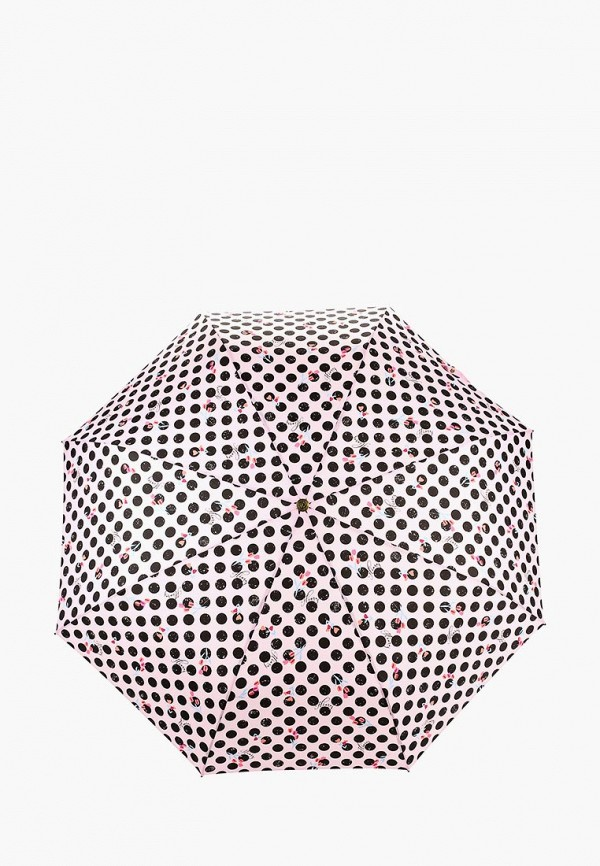 женский зонт flioraj, розовый
