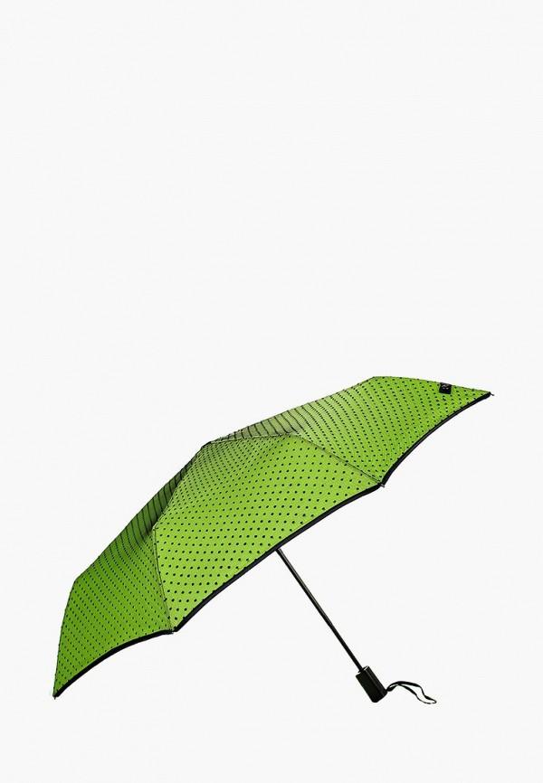 женский зонт flioraj, зеленый