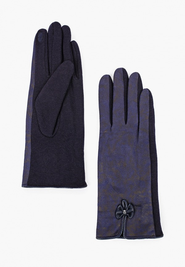 женские перчатки flioraj, синие