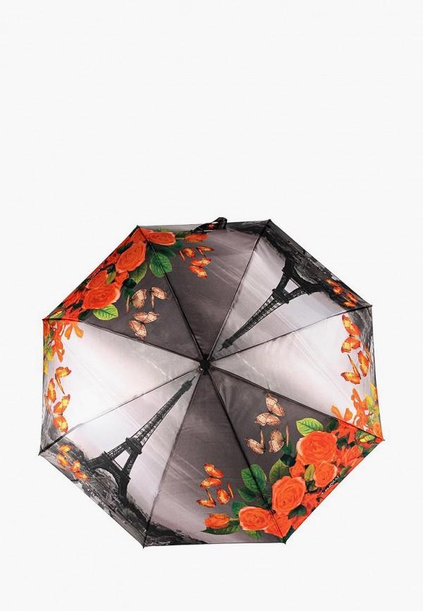 Купить Зонт складной Flioraj, fl976dwiju14, разноцветный, Осень-зима 2018/2019