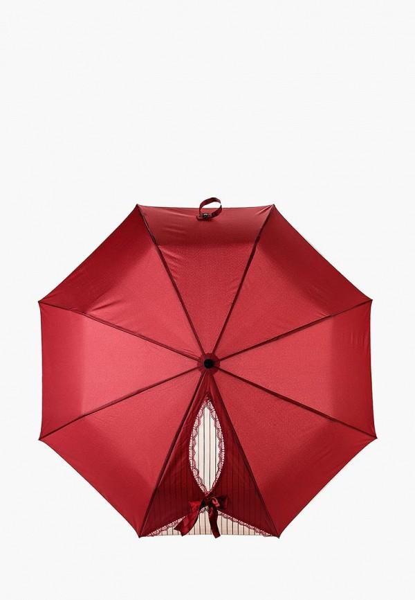 Купить Зонт складной Flioraj, FL976DWLMA27, бордовый, Осень-зима 2018/2019