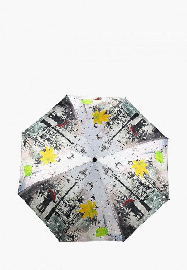 Купить Зонт складной Flioraj, FL976DWVQU33, разноцветный, Осень-зима 2018/2019