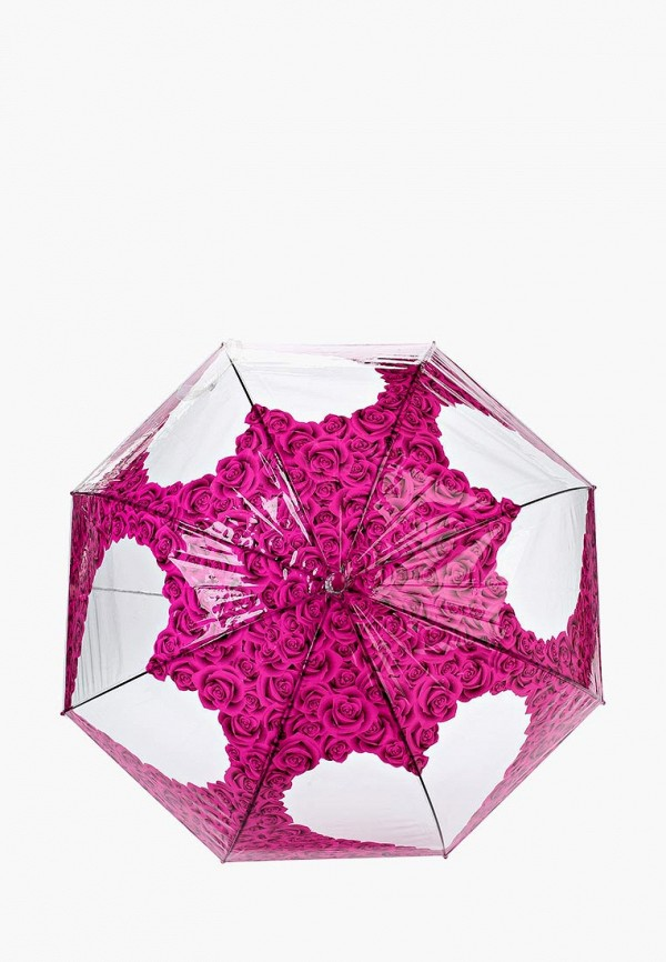 мужской зонт flioraj, розовый