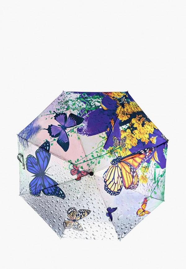 Купить Зонт складной Flioraj, FL976DWXPM33, разноцветный, Осень-зима 2018/2019