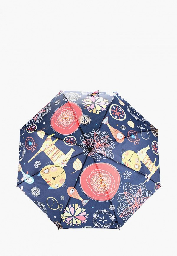Купить Зонт складной Flioraj, FL976DWXPM37, разноцветный, Осень-зима 2018/2019