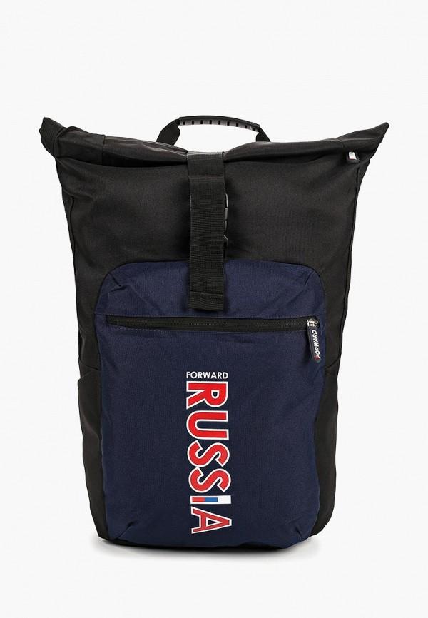 женский рюкзак forward, синий