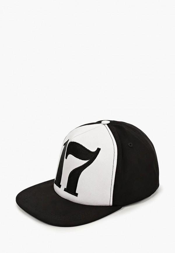 женская бейсболка forward, черная