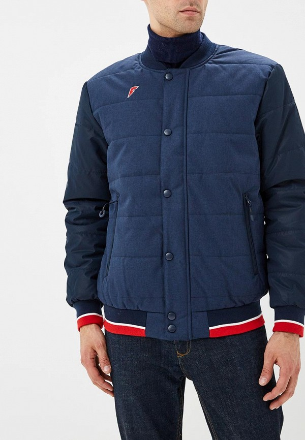 Купить Куртка утепленная Forward, FO007EMCUKV6, синий, Осень-зима 2018/2019