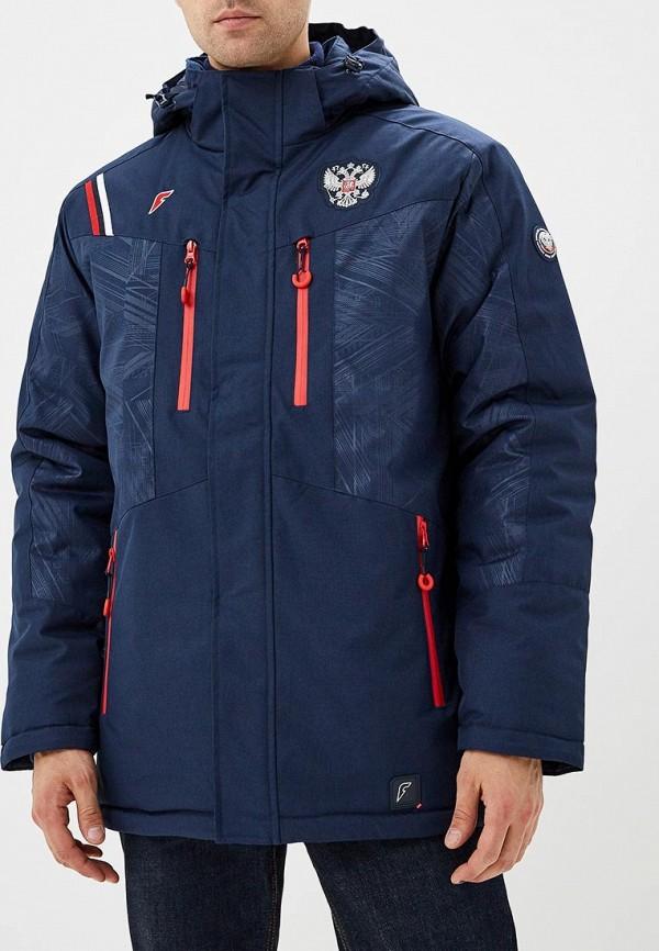 Купить Куртка утепленная Forward, FO007EMCUKW2, синий, Осень-зима 2018/2019