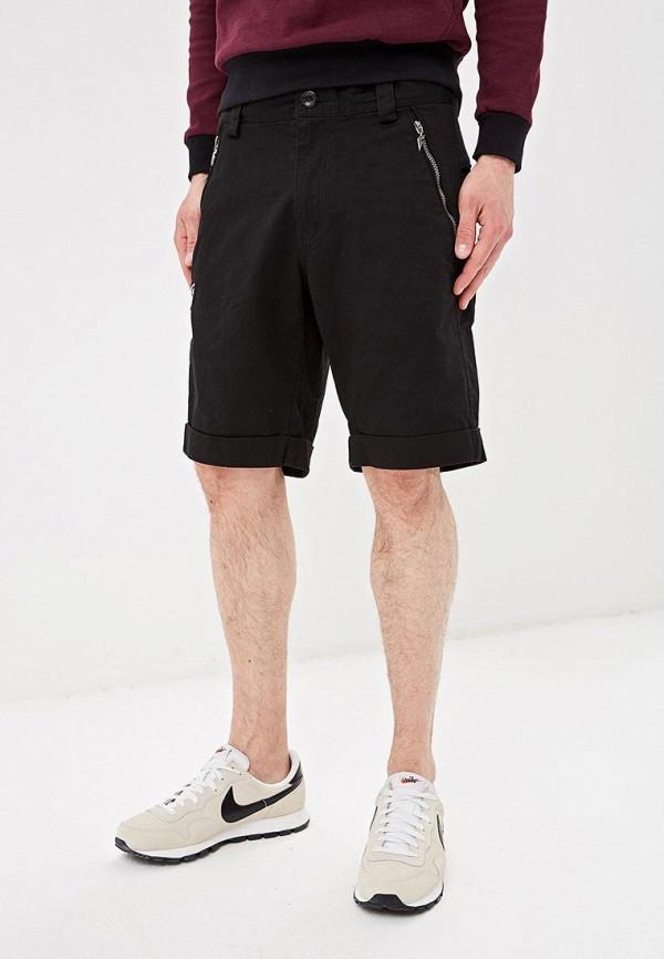 мужские спортивные шорты forward, черные