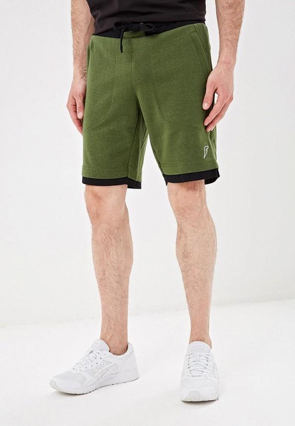 мужские спортивные шорты forward, зеленые
