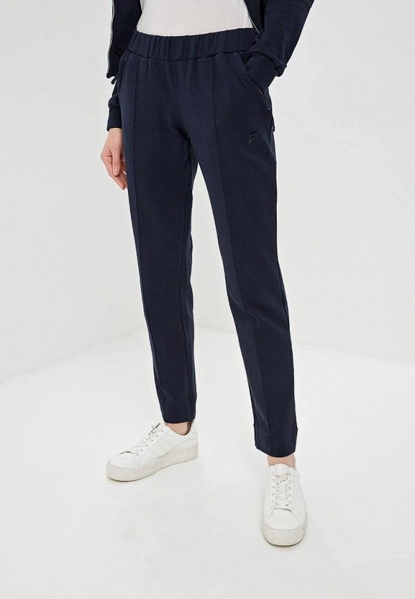 женские спортивные брюки forward, синие